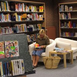Raad kiest voor behoud bibliotheek