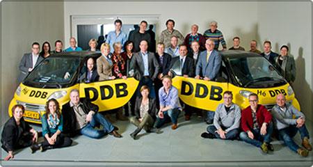 Wat ging er mis voor het DDB?