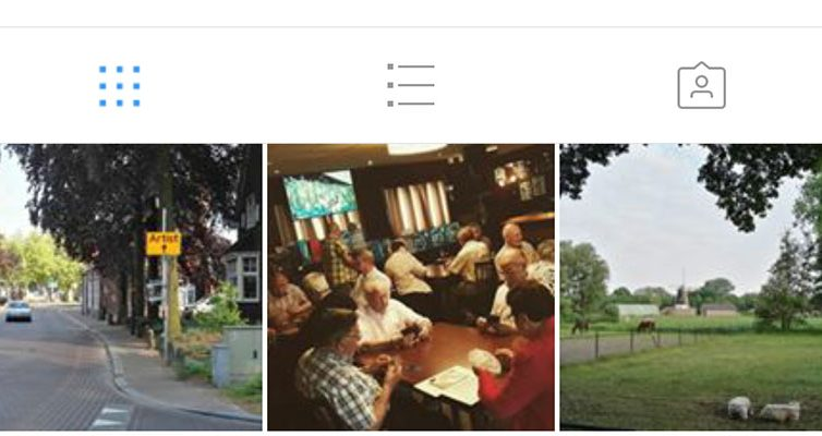 Erpse Krant vindt draai op Instagram